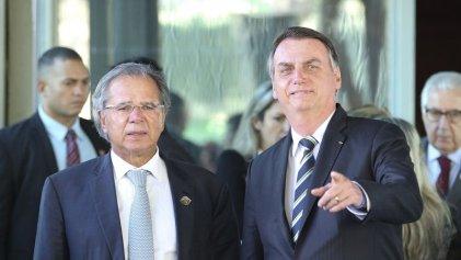 ¿Bolsonaro retrocede en los ataques a los trabajadores ante las revueltas en Sudamérica?