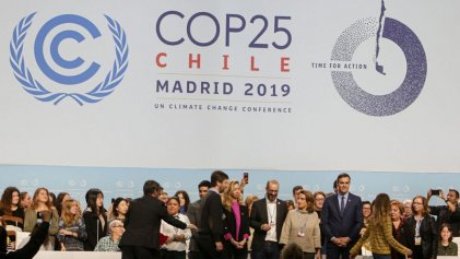 #COP25 en Madrid: el capital vende humo (y lo genera)
