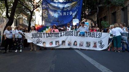 Movilización en Rosario a 18 años del 19 y 20 de diciembre