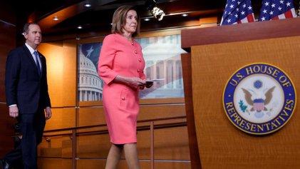 El impeachment a Trump llega al Senado
