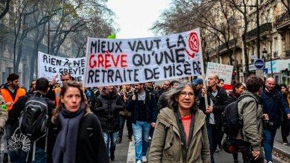 Macron: el presidente más odiado por los franceses