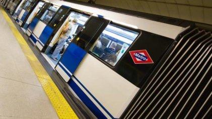 Trabajadores de Metro Madrid recaudan 25.000 euros para hospitales y residencias