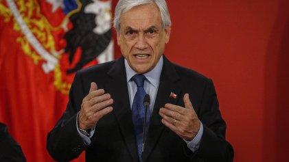 El Parlamento chileno aprobó la ley de Piñera de destrucción del empleo