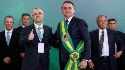 Bolsonaro eligió a un pastor evangélico para reemplazar a Moro en el Ministerio de Justicia