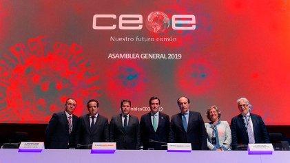 La central patronal española propone una contrarreforma laboral