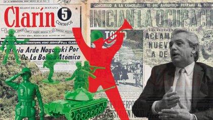 Alberto Fernández, Cristina y Clarín: ¿volvió el periodismo de guerra?