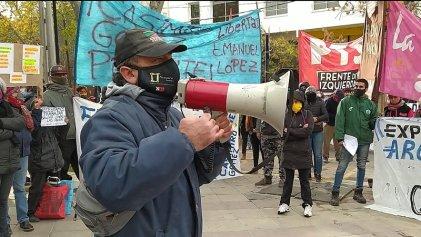"""Raúl Godoy: """"La lucha sindical no alcanza, es necesario debatir un programa y una salida obrera"""""""