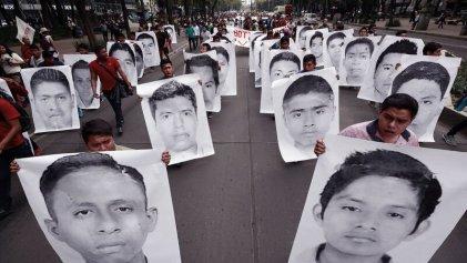 Identifican los restos de uno de los 43 desaparecidos de Ayotzinapa en México