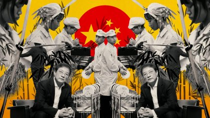 Los contornos del capitalismo en China