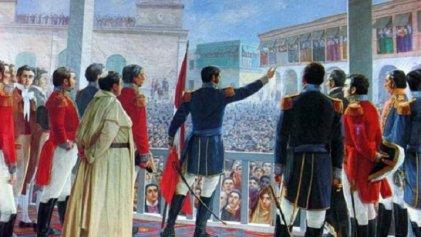 """José de San Martín y el rechazo a la """"deuda externa"""""""
