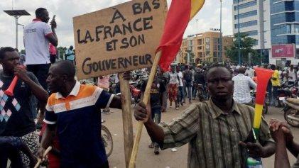 Golpe de Estado en Malí en medio de movilizaciones