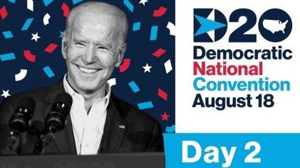 Ocasio-Cortez y Sanders: un apoyo clave para oficializar la candidatura de Joe Biden