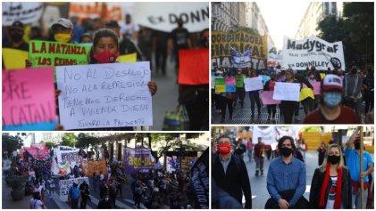 Jornada nacional de lucha de trabajadores, sectores en lucha y la izquierda en Argentina