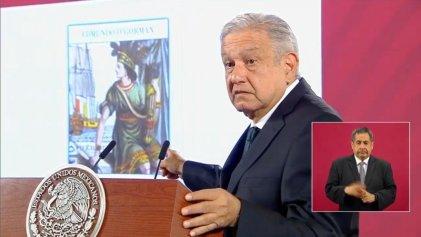 López Obrador exige disculpas a España, pero avanza con el Tren Maya