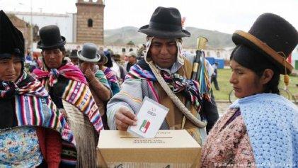Elecciones en Bolivia: entre acusaciones de fraude e incertidumbre