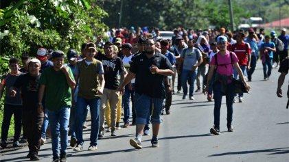 Border Patrol de EE. UU. operó en Guatemala contra migrantes hondureños