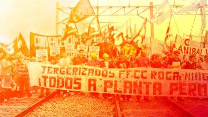 Mariano Ferreyra, siempre en la memoria de los ferroviarios que luchamos por nuestros derechos