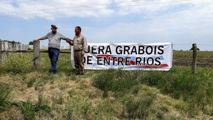 Entre Ríos: sigue el apriete del exministro Etchevehere contra organizaciones sociales