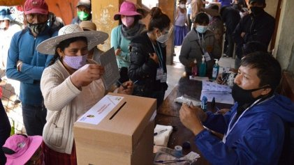 Con 55 % de los votos Arce y el MAS preparan un pacto social en Bolivia
