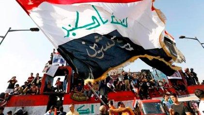 La juventud retoma las calles de Irak a un año del comienzo de las movilizaciones contra el Gobierno