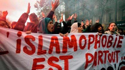 """Macron es responsable por la caza de brujas contra musulmanes e """"islamoizquierdistas"""""""