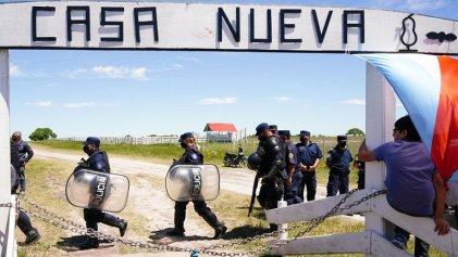Caso Etchevehere: luego de la orden de desalojo, Grabois anunció que se retiran