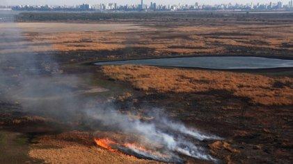 Media sanción a la reforma de la ley de manejo del fuego: el negocio no se acaba