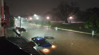 Dos personas murieron a causa del temporal e inundaciones en Tucumán