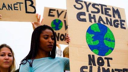 Tenemos que hablar de la emergencia climática y ecológica