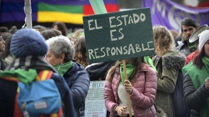 No declarar la emergencia contra la violencia machista es una decisión política del gobernador Gutiérrez