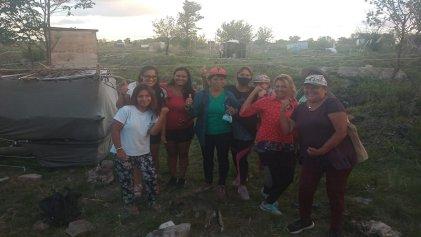 """Mujeres del barrio Nueva Unión: """"Sigamos juntas adelante por una vivienda digna"""""""