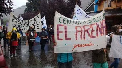 Movilizaron trabajadores estatales de San Martín de los Andes