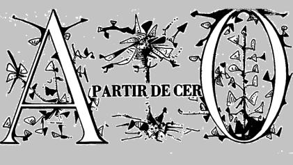 """A Partir de Cero, la primera revista argentina """"de autor"""""""