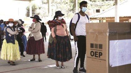 Bolivia define la gobernación de La Paz y otros tres departamentos