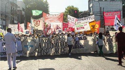 Hospital Larcade: ¡la lucha continúa!