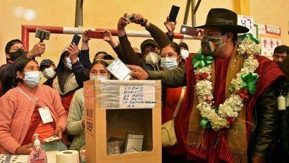 El MAS pierde las cuatro gobernaciones que disputaba en Bolivia