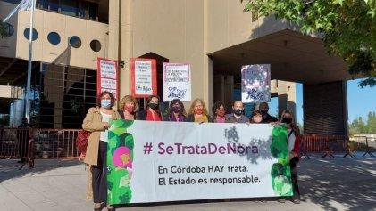 """Caso """"Nora"""": la madre exige avances en una causa de trata"""