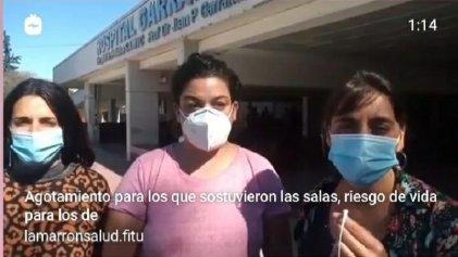 Garrahan: la dirección del hospital obliga la presencialidad de grupos de riesgo