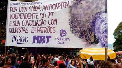 Brasil y las tareas de los revolucionarios en la crisis actual