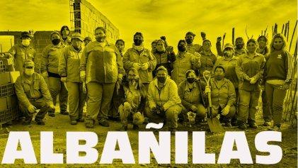 Albañilas: se presentó el corto sobre mujeres que construyen sin patrón