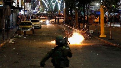 La criminal ofensiva del Estado de Israel y las movilizaciones palestinas