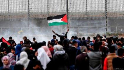 El pueblo palestino resiste la ofensiva del Estado de Israel