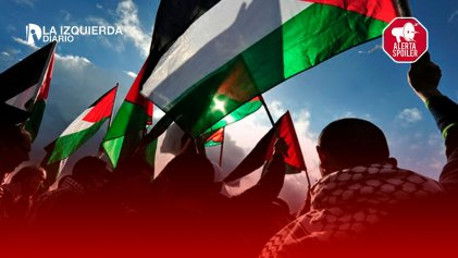 """Christian Castillo: """"Lo que hace Israel con los palestinos es un apartheid como el que había en Sudáfrica"""""""
