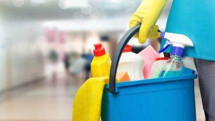 Tercerizados de limpieza de Cipolletti reclaman por condiciones laborales
