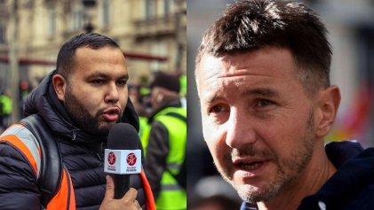 Medios de Francia muestran las dos políticas en la izquierda trotskista
