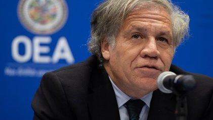 ¿Por qué Luis Almagro intenta instalar una oficina contra el antisemitismo en la OEA?