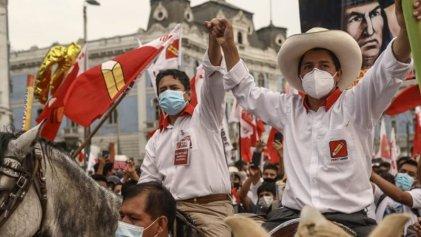 Perú: Pedro Castillo le dejó claro a su propio partido que hará alianzas con la derecha