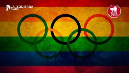 Entre el tabú y la salida del closet: Juegos Olímpicos y diversidad sexual