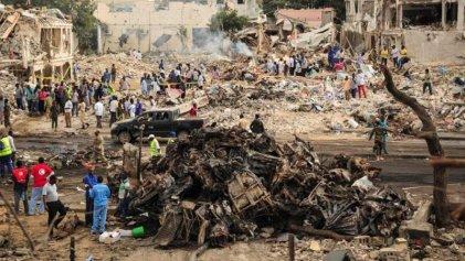 Joe Biden continúa con los bombardeos a Somalia