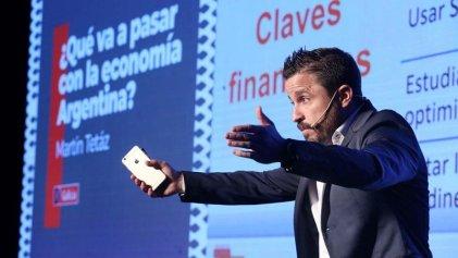 Martín Tetaz, otro candidato y economista que no acierta sus pronósticos